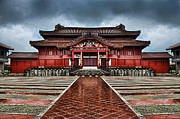 Awesome Prints - Shuri Castle Print by Ryan Wyckoff