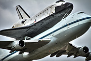 Chris Multop - Shuttle Endeavour
