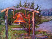 Dinner Pastels - Sibbys Dinner Bell by Barbara Richert