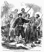 Guerilla Prints - Sicily: Guerrillas, 1860 Print by Granger