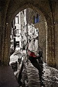 Sicily Photo Prints - Sicily Meets Venice Print by Madeline Ellis