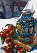 Sicily Memories Print by Doranne Alden