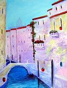 Larry Cirigliano - Side Canal Of Venice