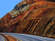 Maryland Digital Art - Sideling Hill Maryland by Thomas R Fletcher