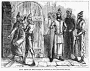Siege Of Baghdad, 1258 Print by Granger