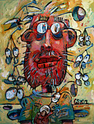 Glasses Painting Originals - Sightgeist by Charlie Spear