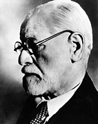 Freud Prints - Sigmund Freud, 1936 Print by Everett