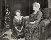 Consolation Prints - Silent Film Still: Women Print by Granger