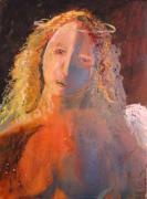 Angels Painting Originals - Silent  by J Bauer