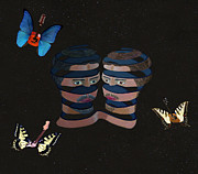 Blue Butterfly - Silent Song by Eric Kempson