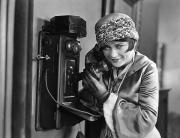 Actress Photos - Silent Still: Telephone by Granger