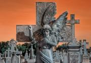 Grave Photos - Silent Vigil by Wayne Sherriff