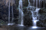 Buttermilk Falls Art - Silk  by Jeff Bord