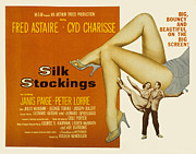 1957 Movies Photos - Silk Stockings, Fred Astaire, Cyd by Everett