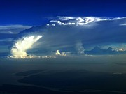 Xafira Mendonsa - Silver Blue Clouds