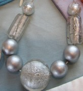 Fun Jewelry - Silver Pop by Dona McKee