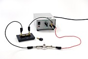 Circuit Photos - Simple Electrical Circuit by Trevor Clifford Photography