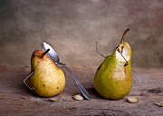 Pear Art Posters - Simple Things 15 Poster by Nailia Schwarz