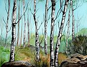 Brenda Owen - Simply Birches