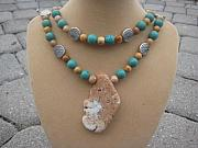 Silver Turquoise Jewelry Originals - Simply Native by Cara McMannis