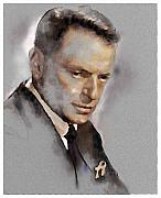 Old Pastels - Sinatra by James Robinson