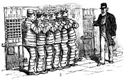 Punishment Prints - Sing Sing Prison, 1878 Print by Granger
