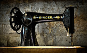 Nikon D90 Prints - Singer Print by Ronda Broatch