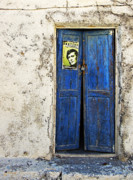 Door Photos - Singin The Blues by Meirion Matthias