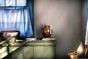 Miksavad Photos - Sink - The jug and the window by Mike Savad