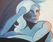 Suzanne  Marie Leclair - Sinking Back into Depression