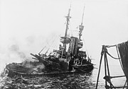 Irresistible Prints - Sinking of British ship - Irresistible Print by International  Images
