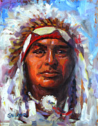 Headdress Originals - Sioux Chief by Nora Sallows