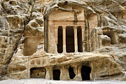 Middle Eastern Culture Framed Prints - Siq Al-barid (little Petra), Jordan Framed Print by Marco Brivio