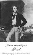 Sideburns Prints - Sir James Brooke (1803-1868) Print by Granger