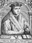 Sir Thomas More (1478-1535) Print by Granger