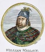 13th Century Photos - Sir William Wallace by Granger