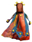Star Sculpture Originals - Sister Star by Robens Napolitan Tom Kramer