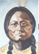 Sitting Bull Originals - Sitting Bull by Michele D B