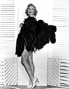 Ginger Rogers Framed Prints - Sitting Pretty, Ginger Rogers, 1933 Framed Print by Everett