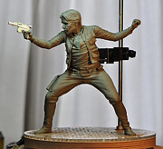 Star Wars Sculptures - sixth scale Han Solo figure by Neil Jones