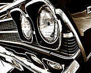 Car Framed Prints Photos - Sixty Nine  by Jerry Cordeiro