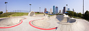 Skate Photos - Skate Park in Houston by Jeremy Woodhouse