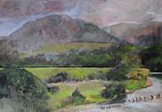 Harry Robertson - Sketch near Aberystwyth