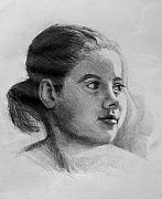 William Hay - Sketch of Young Girl