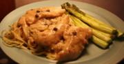 Anne Babineau - skillet chicken aglio e olio