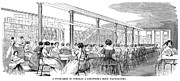 1859 Photos - Skirt Factory, 1859 by Granger