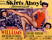 Esther Art - Skirts Ahoy, Vivian Blaine, Esther by Everett