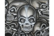 Terry Stephens - Skull and Panties