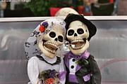 Debi Ling - Skull Wedding