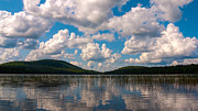 New York Newyork Photo Posters - Sky at Fawn Lake Poster by Rob Amend